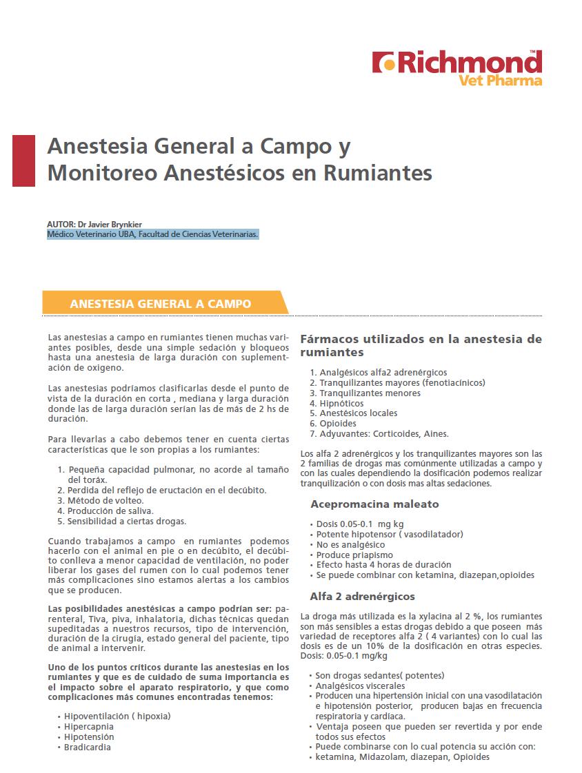 AnestesiayMonitoreo