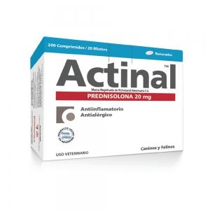 Actinal
