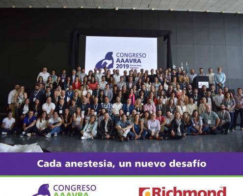 Congreso AAAVRA 2019