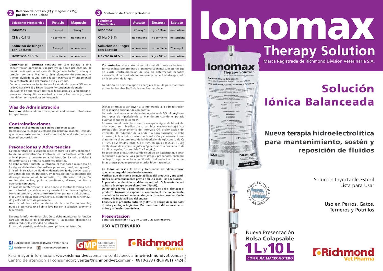 Ionomax